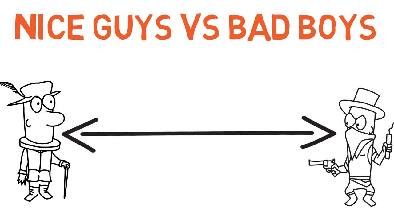 Why Do Girls Like Bad Boys?
