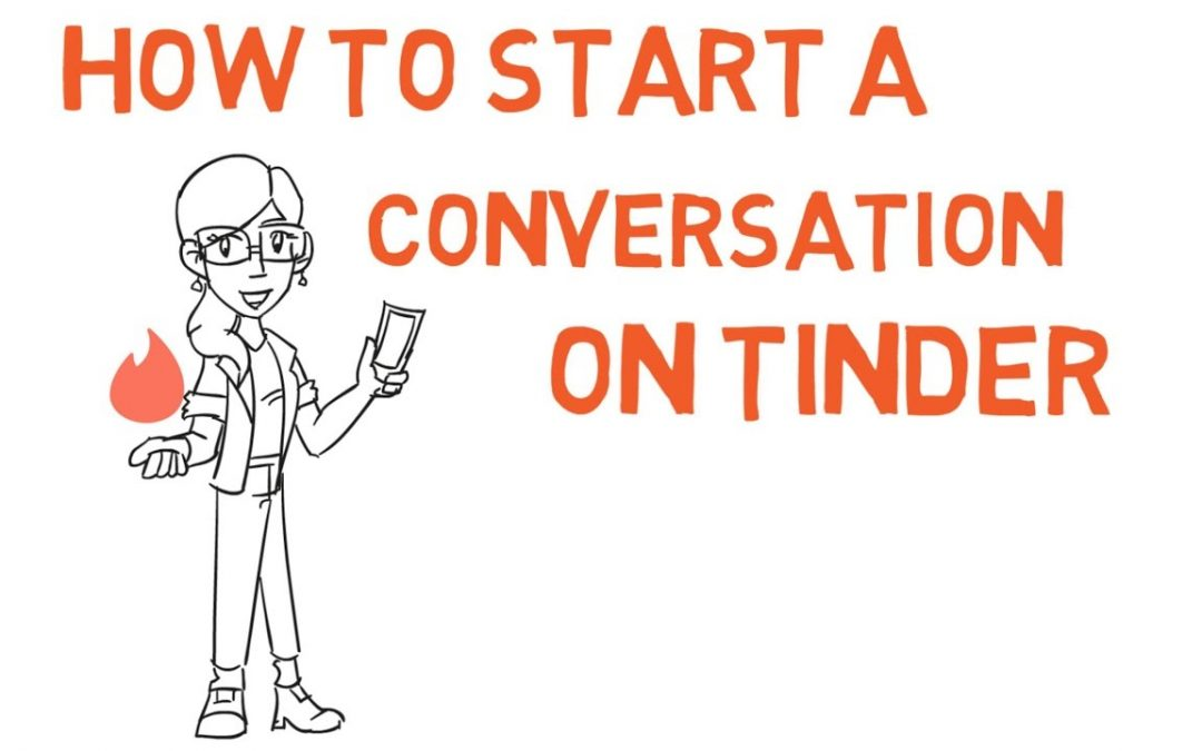How To Start A Conversation On Tinder (So She Replies Every Time)